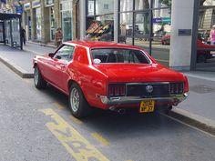 Ford Mustang 2034 WP 37 - 16 juin 2013 (Grand Prix de Tours, boulevard Béranger - Tours)