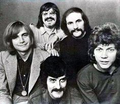 THE MOODY BLUES. By utilizing orchestras with rock combo instruments, they created a wonderful sound that had scope and majesty.