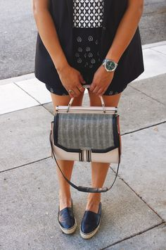 How to mix prints | La Vie de Villa #fashion #streetstyle #blogger