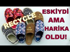 Sewing Men, Walking Exercise, Hand Embroidery Stitches, Crochet Slippers, Baby Knitting Patterns, Refashion, Espadrilles, Youtube, Pure Products