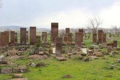 Bitlis / Ahlat  Selçuklu Mezarlığı  Murat Halak