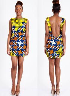 Le jour où on m'a demandé de choisir UNE robe sur le site INYÜ !