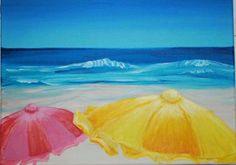 Dit schilderij heeft een warm koud contrast, op de achtergrond zijn koude kleuren en op de voorgrond zijn warme kleuren en dat suggereert diepte