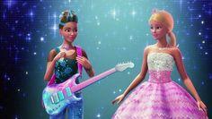 Barbie Eine Prinzessin Im Rockstar Camp (2015)