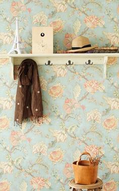 Coat pegs / shelf great idea for hallway