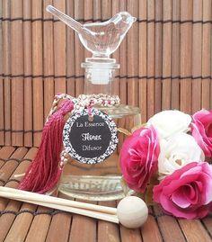 Difusor de Aromas - Linha Flores