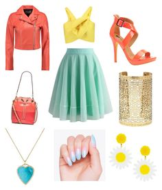 Summertime Streets by houslanderl on Polyvore featuring polyvore and art