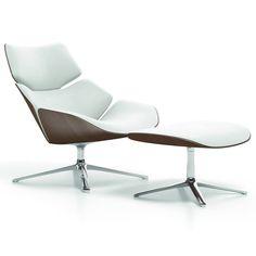 Shrimp Lounge Chair Scandinavian Design