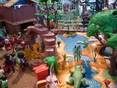 Playmobil 4095 Animal Paradise Detail Playmobil