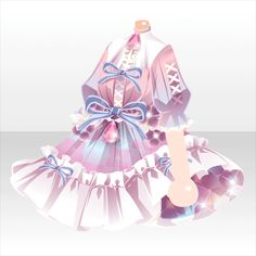 Fashion Line, Girl Fashion, Fashion Design, Anime Outfits, Cool Outfits, Fashion Games For Girls, Anime Dress, Star Girl, Drawing Clothes