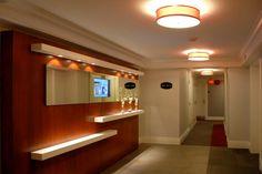 Strathcona Hotel Hallway