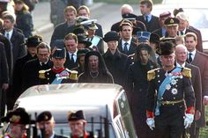 2000 Queen Ingrid's funeral cortege