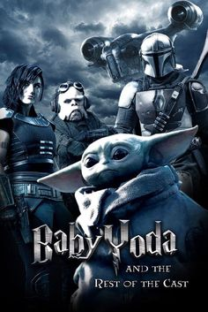Who would you say was the real star of the show? Mando Baby Yoda IG 11 Quill Moff Gideon Who did the best job? Star Wars Droiden, Star Wars Meme, Funny Star Wars, Yoda Funny, Yoda Meme, Boba Fett, Chewbacca, Funny Babies, Cute Babies