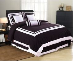 What Are The Queen Size Bed Dimensions? Isn't the queen bed size standardized? However, mattress manufactures are now experimenting and selling different sizes of queen mattresses. Find out the different styles and sizes of queen mattresses. Queen Bed Comforters, Bed Comforter Sets, Queen Bedding Sets, Queen Beds, Queen Size Bed Sets, Black Comforter, Cheap Bedding Sets, Bed Dimensions