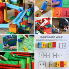 Learning through play is an integral part of any child's development, and what better way to literally build their skills than with Duplo blocks? ...