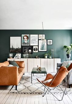 Olive green and brown living room ideas green living room green walls living room ideas best . Living Room Green, Living Room Paint, Living Room Colors, New Living Room, Living Room Modern, Living Room Interior, Living Room Furniture, Living Room Designs, Living Room Decor
