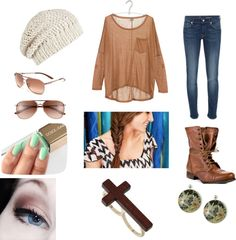 Untitled #4, created by savharper on Polyvore