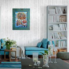 Henryk Trojan - artist - Art in House Art Gallery Classic Style Women, Modern House Design, Figure Painting, Artist Art, Home Art, Contemporary Art, Art Gallery, Interior Design, Home Decor