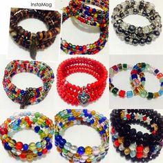 MemoryWire Bracelets by Juyusa