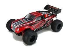 DHK Hobby RAZ-R BL 1/10 2.4GHz Brushless Electric RTR RC Truck
