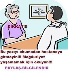 HASTA HAKLARI-HASTANEYE GİTMEDEN ÖNCE OKU!