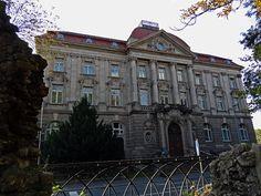 Ehemalige Bank für Thüringen
