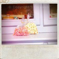 Presentazione popcorn rosa forestelli