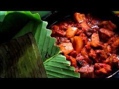¿Cómo se fabrican los deliciosos Tamales panameños? - YouTube