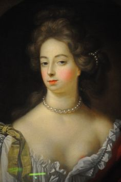 NELL GWYNN'S STORY~~No mistress could have been more different than Nell Gwynn. She first met Charles II at the Duke's House theatre in 1668.He was enchanted by the unaffected girl Pepys later called 'pretty, witty Nell' and before long,they became lovers. Charles never tired of Nell, who gave him two sons, real home and an interesting social life.When Nell used her influence with Charles, it was often in the cause of others. Facts said she really and truly loved him. She died at the age of…