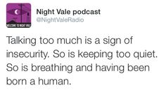 This is strangely deep and kind of mind jarring welcome to Night Vale wtnv podcast Night Vale Quotes, Night Vale Presents, Glow Cloud, The Moon Is Beautiful, Girl Meets World, Sister Quotes, Welcome, Wisdom, Thoughts