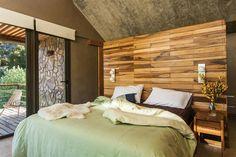 Diez dormitorios con mucho diseño  La madera es infalible porque aporta calidez y es un material muy noble que nos permite transformaciones en el tiempo.         Foto:Archivo LIVING