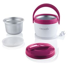 Lunch Crock- I need one of these!!