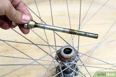 How to Make a Bicycle Rim Clock: 12 Steps (with Pictures) Bicycle Clock, Bicycle Rims, Bicycle Decor, Old Bicycle, Bicycle Wheel, Bicycle Shop, Bicycle Parts, Make A Clock, Diy Clock