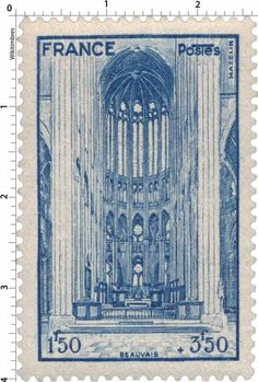 Cathédrale de Beauvais (1944)