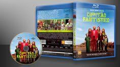 apitão Fantástico (Blu-Ray) - Capa | VITRINE - Galeria De Capas - Designer Covers Custom | Capas & Labels Customizados