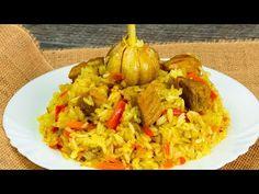 Jak připravit výborný pilaf s masem během 30 minut! Curry, Carne Picada, Tasty, Yummy Food, Cooking Recipes, Healthy Recipes, Turkish Recipes, Kitchen Hacks, Chicken Recipes