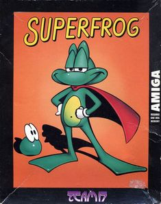 Team17 - SuperFrog