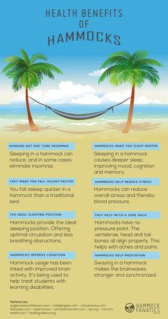 8 Reasons Why Hammocks Improve Your Life