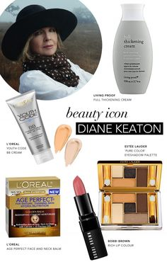 Beauty Icon: Diane Keaton