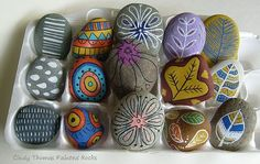 5 Creative Rock Painting Ideas