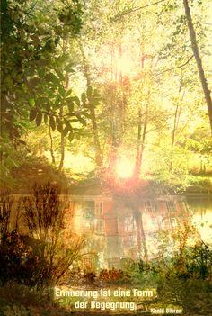Erinnerungen Painting, Art, Spiritual, Poetry, Memories, Deutsch, Quotes, Painting Art, Paintings