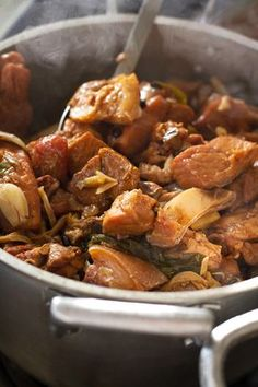 Filipino Humba - Humba is really similar to pork adobo, but there's frying involved Pinch of Yum -