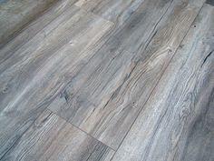 Harbour Oak Grey Laminate Flooring Pallet Deal AC4 8mm 4V-Groove Wide Plank | eBay