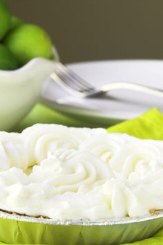 Key Lime Pie - Weight Watchers (2 Points)