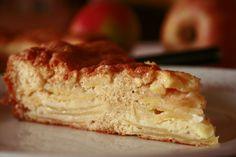 Gâteau sans gluten aux pommes et sans matière grasse food | recipe | idea | sweet | cake | dessert