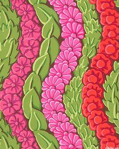 Kaffe Fassett Collective Fall 2014 - Quilt Fabrics from www.eQuilter.com