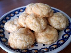Sourdough Cookies -- something Mary Alice Brenner might have made in PRAIRIE SONG.