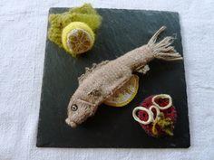 tricot gourmand: Les poissons