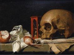 jacques linard   Attribué à N. L. Peschier (Actif à Paris vers 1652), Vanité. Photo ...