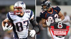 Rob and Dan Gronkowski's Training Tips for Tight Ends